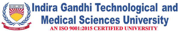 Indira Gandhi Technological and Medical Sciences University Ziro